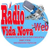 Rádio Vida Nova icon