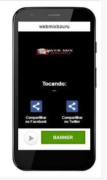webmixbauru apk screenshot