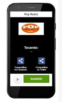 POP RADIO WEB poster