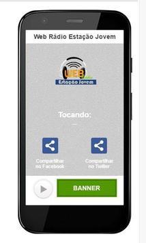 Web Rádio Estação Jovem poster