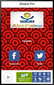 Abapai Fm poster