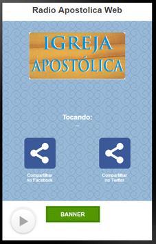 Radio Apostolica Web screenshot 1