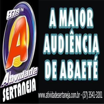 atividadesertaneja.com.br poster