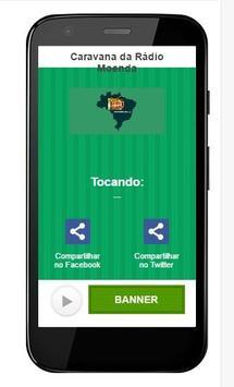 Caravana da Rádio Moenda apk screenshot