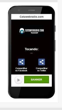 Catawebradio screenshot 1