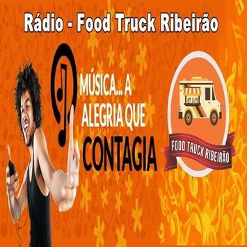 Rádio - Food Truck Ribeirão poster