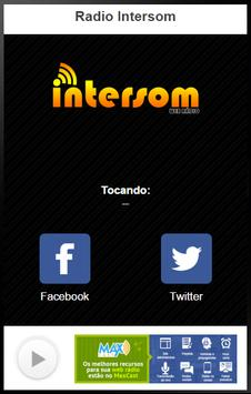 Radio Intersom screenshot 1