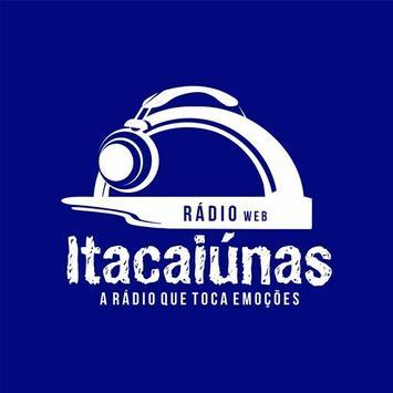 Radio web Itacaiúnas apk screenshot