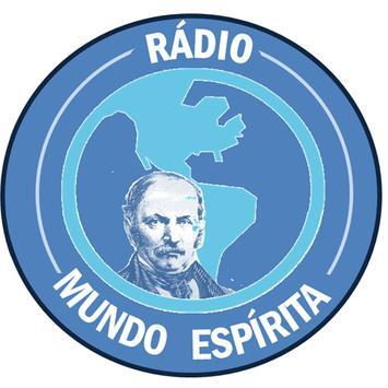 Rádio Mundo Espirita poster
