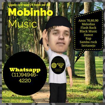 Mobinho Music poster