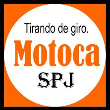 Radio Motoca SPJ -  Tirando de giro musical poster