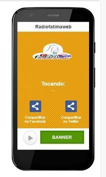 Radiofatima Web screenshot 1