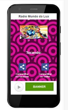 Radio Mundo da Lua apk screenshot
