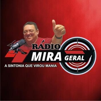 RÁDIO MIRA GERAL poster