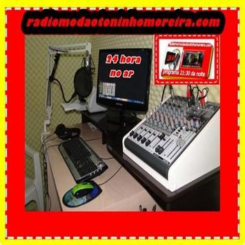 Radio Modão Toninho Moreira poster