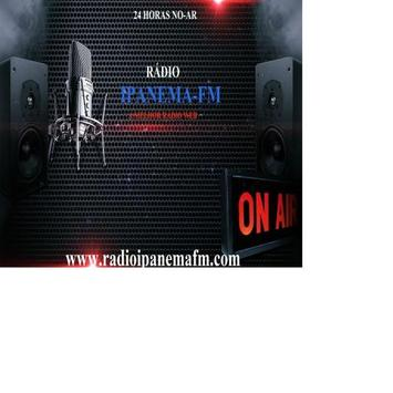 Radio Ipanema FM poster