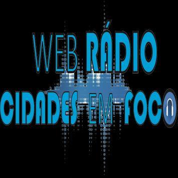 radiocidadesemfoco poster