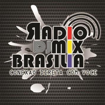 Rádio dj mix brasilia poster