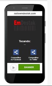 radioemdestak.com apk screenshot