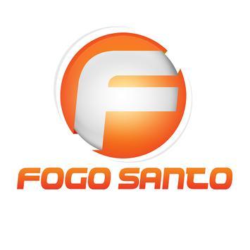 Rádio Fogo Santo 104.3 poster