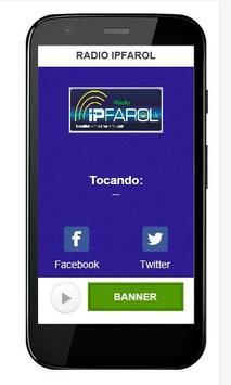 Radio IPFAROL apk screenshot