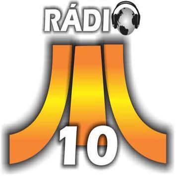 Rádio JM10 poster