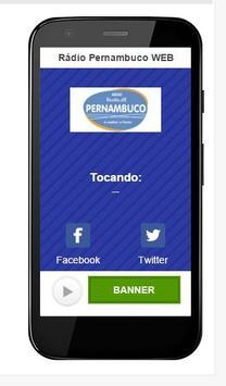 Rádio Pernambuco WEB screenshot 1