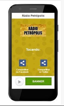 Rádio Petrópolis apk screenshot