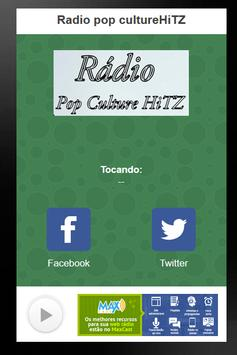 Radio pop cultureHiTZ screenshot 1
