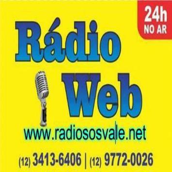 Rádio SOS Vale poster