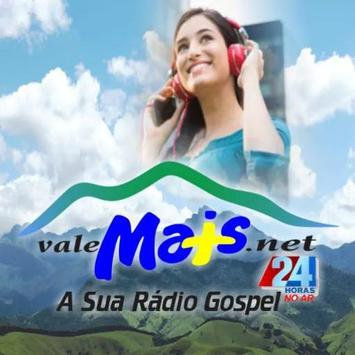 Rádio Vale Mais apk screenshot