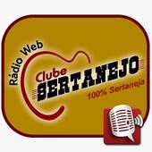 Rádio Web Clube Sertanejo icon