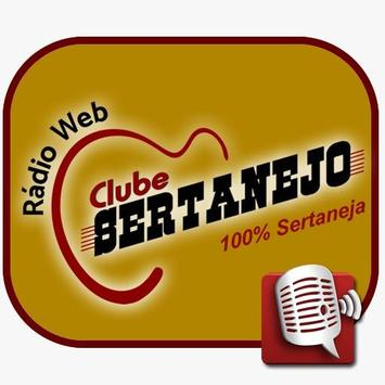 Rádio Web Clube Sertanejo screenshot 1