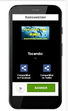 Radioweblider apk screenshot