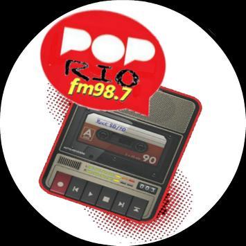 Rádio Pop Rio! screenshot 1