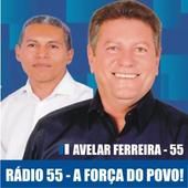 Rádio 55 - A Força do Povo icon