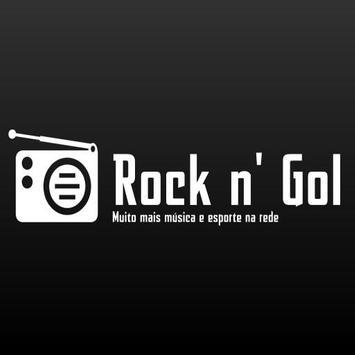 Rádio Rock n' Gol poster