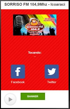 SORRISO FM 104,9Mhz screenshot 1