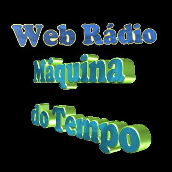 Web Radio Maquina do tempo poster