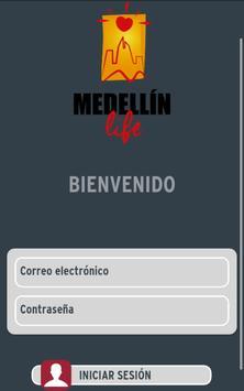 Medellín Life Cliente apk screenshot