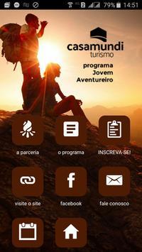 Programa Jovem Aventureiro poster