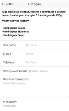 Opa Burguer screenshot 1