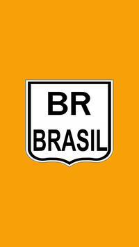 BR BRASIL poster