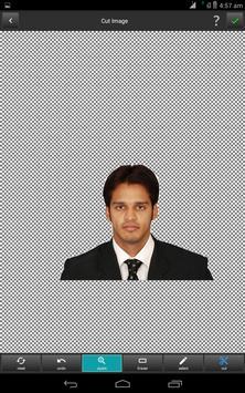 Photo ID Editor -Passport Visa apk screenshot