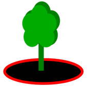 Suggest a Tree Spot icon