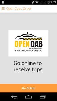 OPEN CAB DRIVER screenshot 3