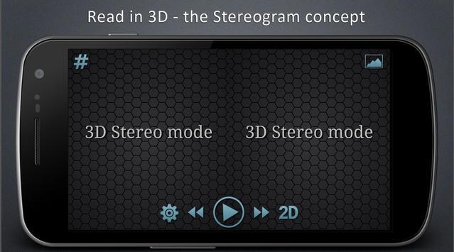 AutoReader 3D free poster