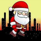 Crazy Santa Adventure icon