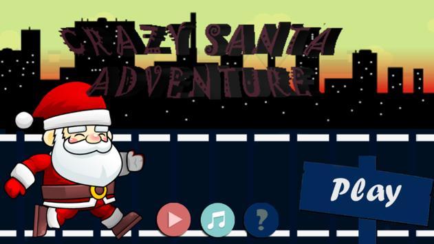 Crazy Santa Adventure poster