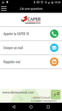 CAPEB 76 screenshot 5